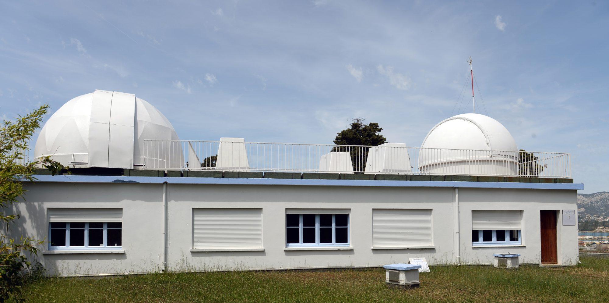 Observatoire d'Astrophysique du Club Antarès